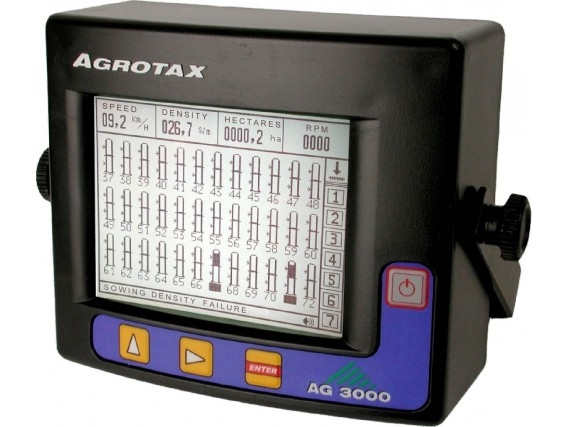 Monitor De Siembra Agrotax Ag-3000