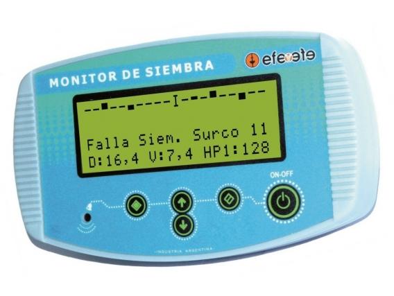 Monitor De Siembra Full 25 Lineas
