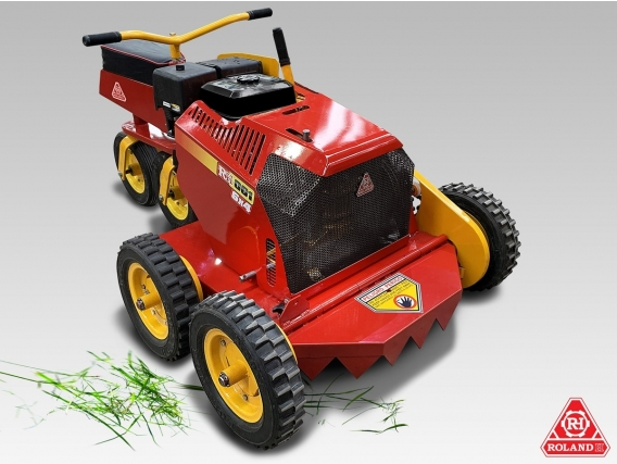 Motodesmalezadora De Arbustos 6X4 C/ Motor Brigg Stratton