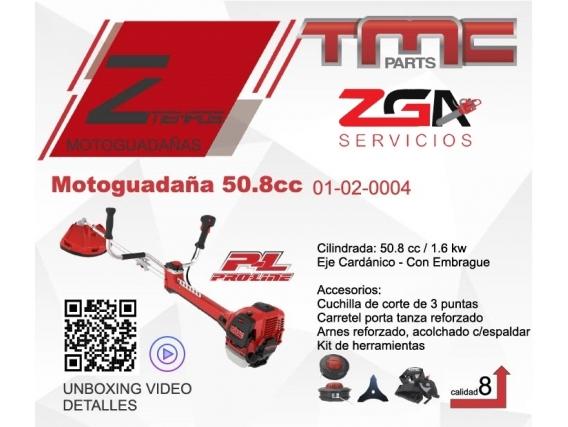 Motoguadaña Tmc 50.8Cc