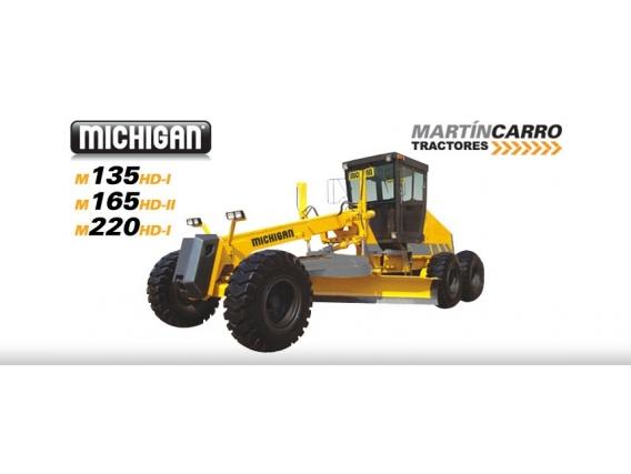 Motonivelador Michigan Mm 135 C