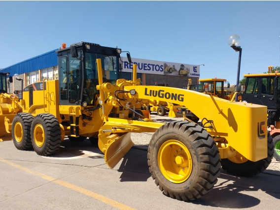 Motoniveladora Liugong Clg 4215