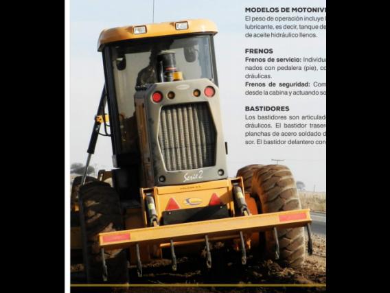 Motoniveladora Grosspal Mv 14800