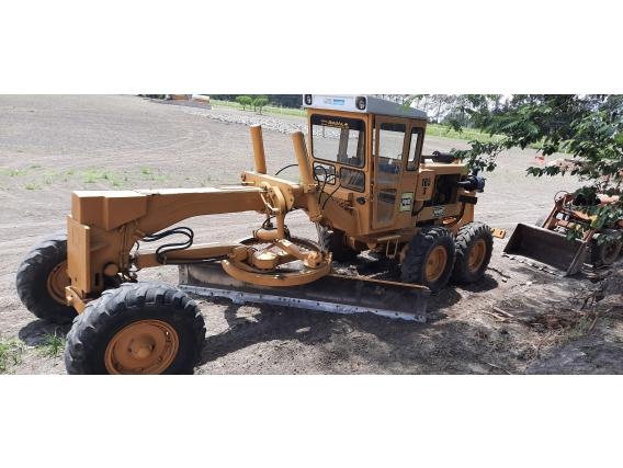 Motoniveladora Huber Warco 165 S