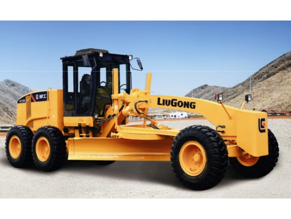 Motoniveladora Liugong Clg 4180