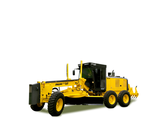 Motoniveladora Pauny Vial Ma 160