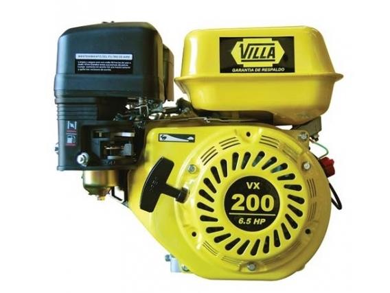 "Motor A Explosion Naftero ""villa"" - Modelo Vx200"