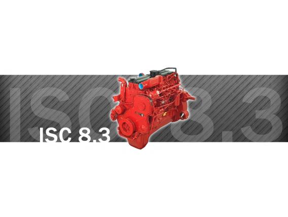 Motor Cummins Isc8.3