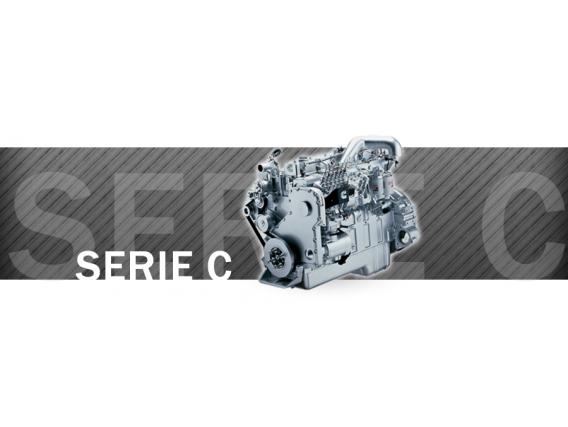 Motor Cummins Serie C