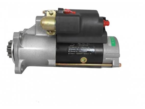 Motor De Arranque De Cargador Frontal Zl30G