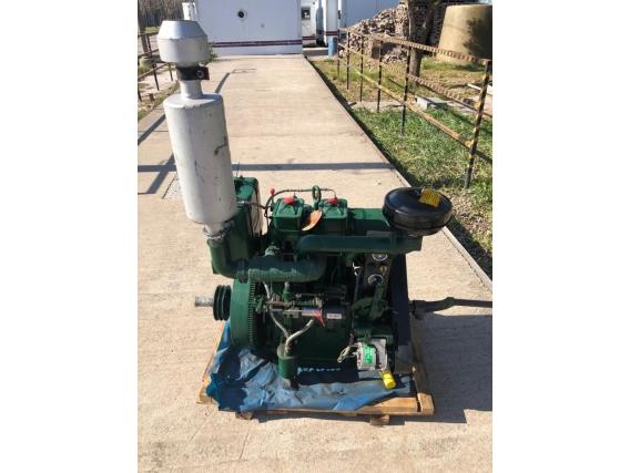 Motor Diesel 20Hp/1500Rpm Y 22Hp/1800Rpm Multiples Usos