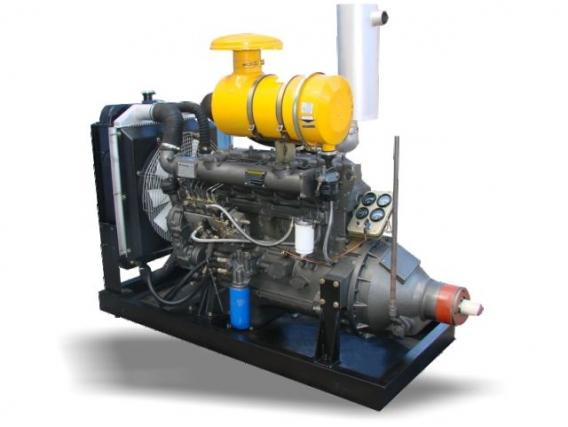 Motor Estacionario Hanomag / 6105 Azlg