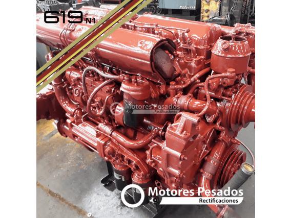 Motor Fiat 619 N1 - Vendemos Repuestos Para Motor