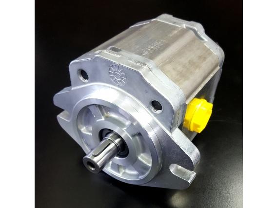 Motor Hidráulico Gherbezza A Engranajes Turolla