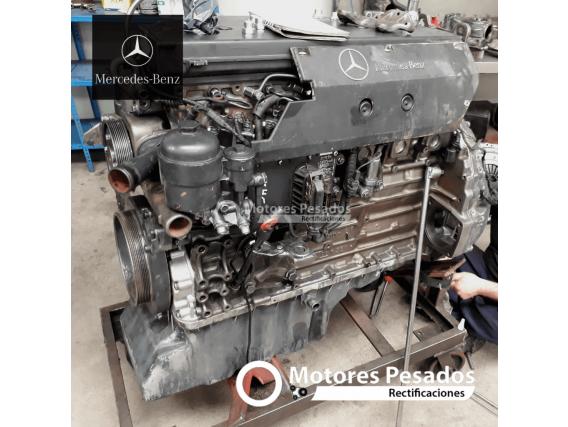 Motor Mercedes Benz 906 - Vendemos Repuestos Para Motor
