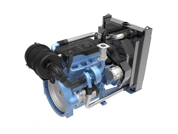 Motor Para Grupo Electrógeno Baudouin 4M06G20/5 20Kva