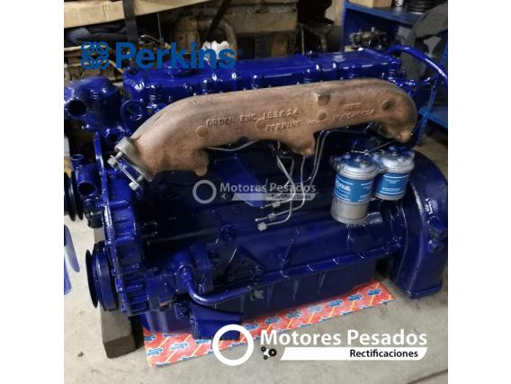 Motor Perkins 6.305 Pf - Vendemos Repuestos De Motor