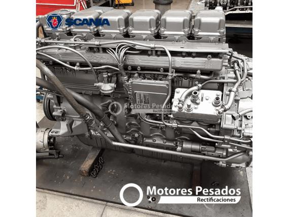 Motor Scania 124 Electrónico - Vendemos Repuestos Motor