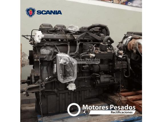 Motor Scania Ds9 - Vendemos Repuestos Para Motores