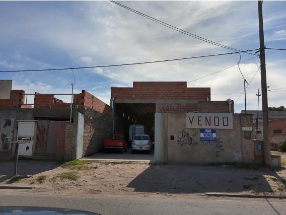 Muy Buen Galpon En Bahia Blanca.