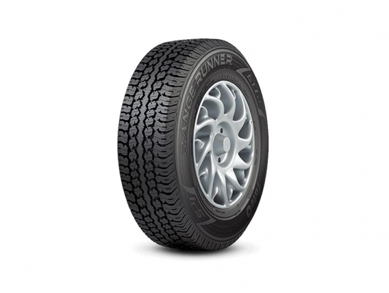 Neumático 265/70R16 117/114T Fate Range Runner At/r