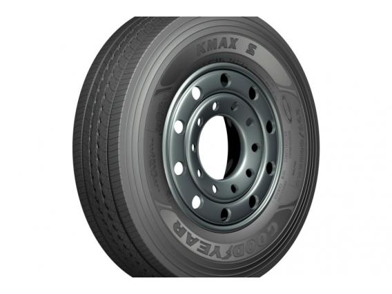 Neumático 295/80R22.5 Kmax S - Camión - Dirección
