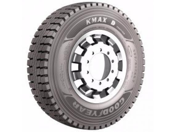 Neumático 295/80R22.5 Kmax D - Camión Tracción