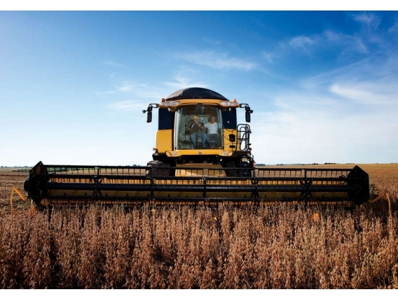 New Holland Cr 6.80 0Km Disponible