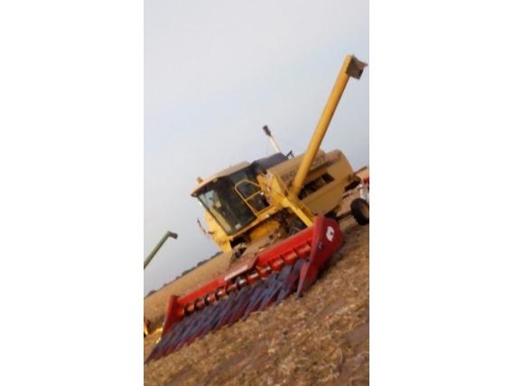 New Holland Tc 57, 5000 Hs, Maicero 11 A 52