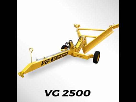 Niveladora Grosspal Vg 2500