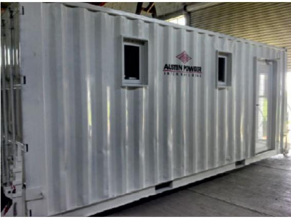 Obrador En Container Box House