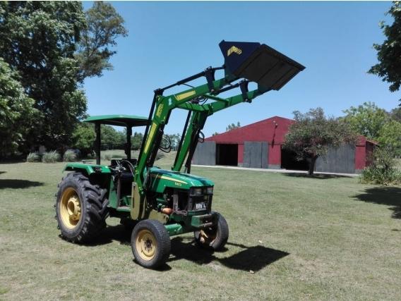 Pala Frontal Para Tractor Geser Gs5403