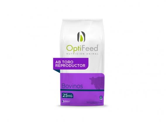 Balanceado OptiFeed Cabaña Toro Reproductor