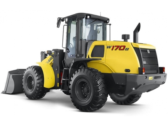 Pala Cargadora Frontal New Holland W170B