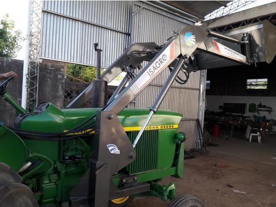 Pala Frontal Adaptable A Todo Tipo De Tractor.
