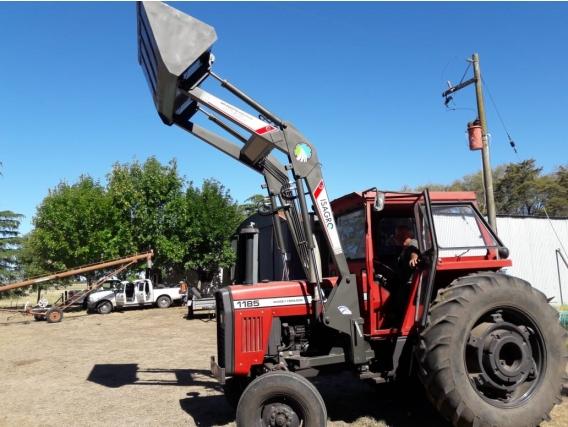 Pala Frontal Con Balde Adaptable A Todo Tipo De Tractor
