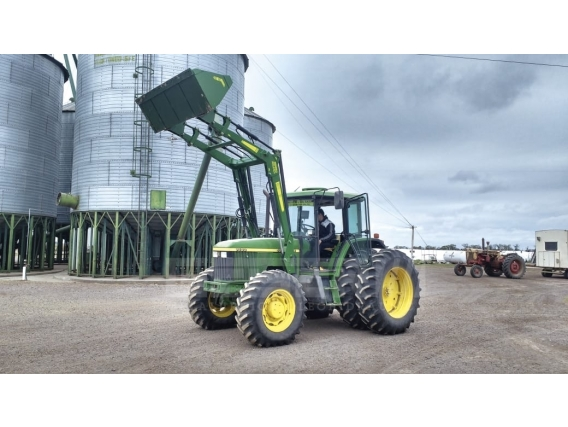 Pala Frontal Para Tractor John Deere, Massey, 90Hp