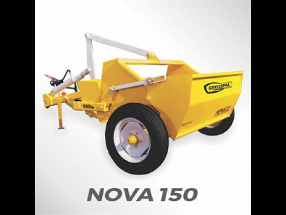 Pala Hidráulica Grosspal Nova 150
