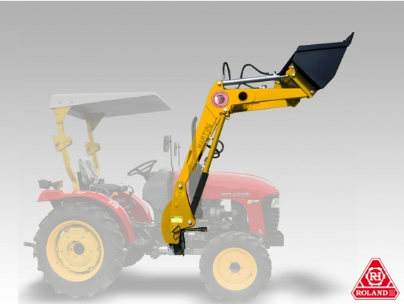Pala frontal Roland H180F Para Tractores 25HP