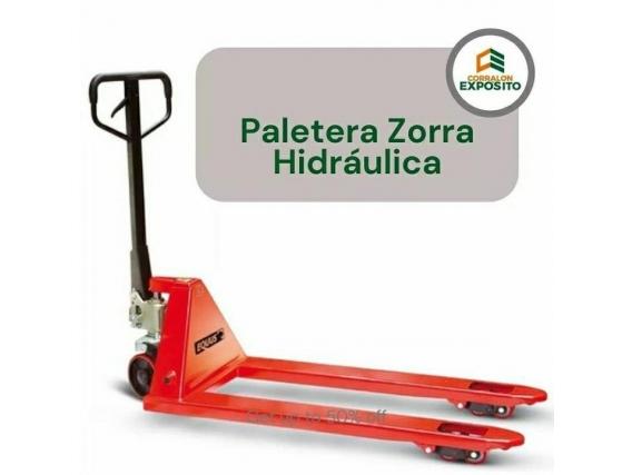 Paletera Manual Hidraulica Macromaq