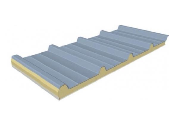 Panel Termoaislante Para Construcción Y Refrigeración