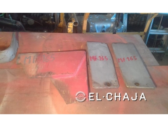 Partes Laterales Tractor Massey Ferguson