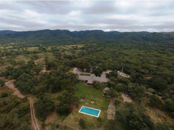 Pcia. De Santiago Del Estero - Santa Catalina 2000 Has