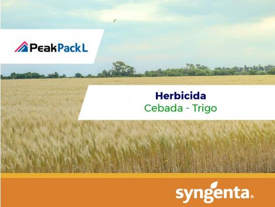 Herbicida Peak  ® Pack L