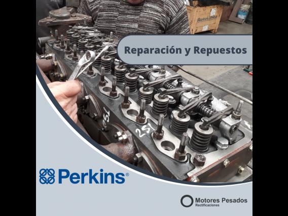 Perkins - Reparación Y Repuestos De Motores
