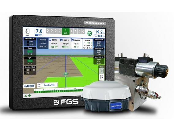 Piloto Automático Fgs Black - Agrotax