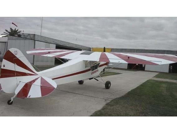 Piper Pa11 Experimental