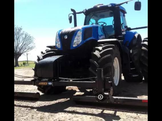 Pisa Rastrojo Airasca Para Tractores Excelente Calidad