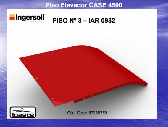 Piso Elevador Ingersoll Piso N 3 - Iar 0932 Case 4500