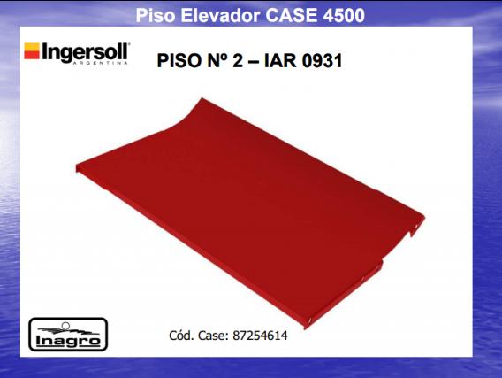 Piso Elevador Piso Elevador Piso N2 Iar 0931 Case 4500